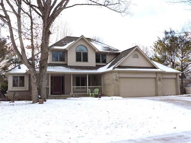6007 Oak Hollow Ct., Midland, MI 48640 (MLS #50003753) :: Bricks Real Estate Experts