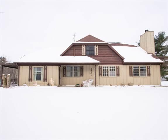 2707 E Mier, Midland, MI 48642 (MLS #50003931) :: Bricks Real Estate Experts