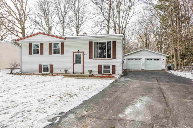 813 Wilds Street, Midland, MI 48640 (MLS #50003933) :: Bricks Real Estate Experts