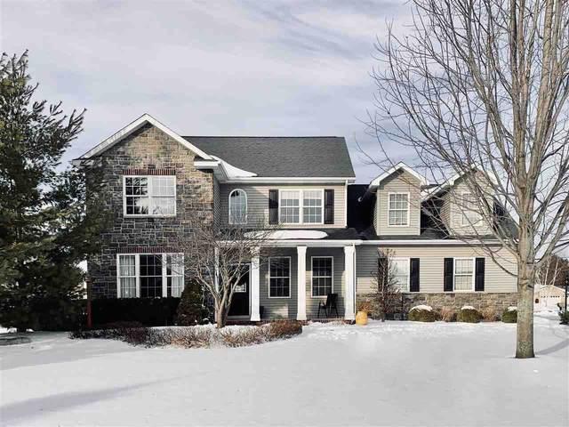 6896 Dunburton Circle, Saginaw, MI 48603 (MLS #50004436) :: Bricks Real Estate Experts