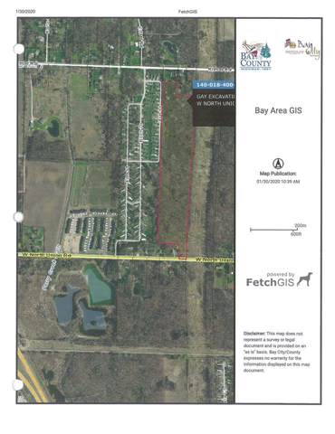 W North Union Rd, Midland, MI 48642 (MLS #50004681) :: Bricks Real Estate Experts