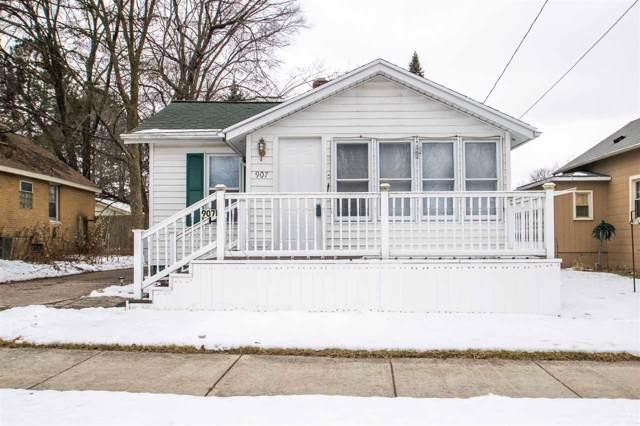 907 N Dean St., Bay City, MI 48706 (MLS #50004699) :: Bricks Real Estate Experts