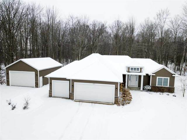 2899 E Iron Woods Pass, Midland, MI 48642 (MLS #50005006) :: Bricks Real Estate Experts