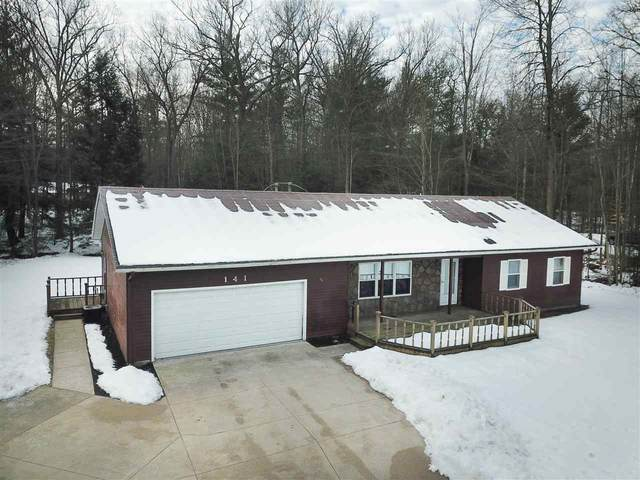 141 W Sampson Drive, Sanford, MI 48657 (MLS #50005514) :: Bricks Real Estate Experts