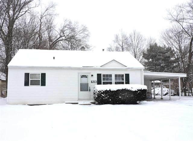 1213 Baldwin St., Midland, MI 48640 (MLS #50005713) :: Bricks Real Estate Experts