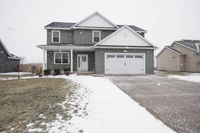 8583 Cottonwood Dr., Freeland, MI 48623 (MLS #50005875) :: Bricks Real Estate Experts