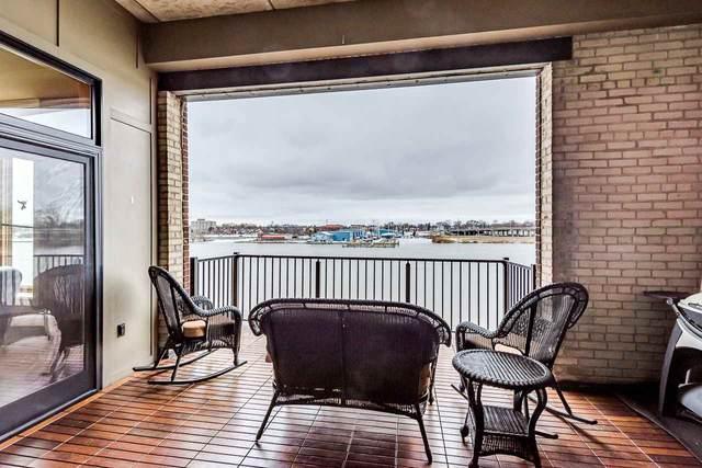 1111 N Water Street #202, Bay City, MI 48708 (MLS #50005986) :: Bricks Real Estate Experts