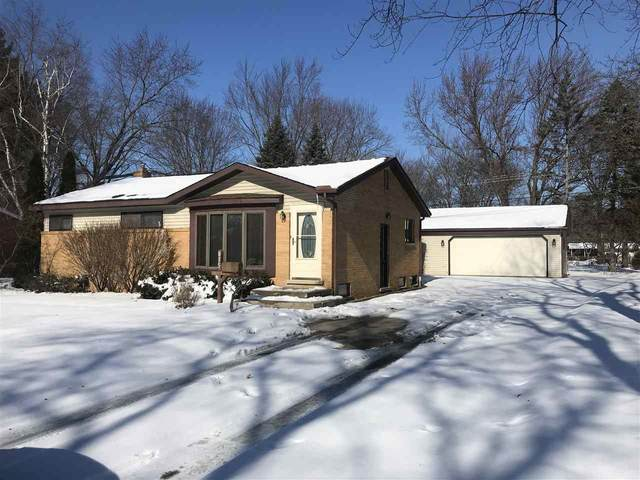 815 Coolidge Drive, Midland, MI 48642 (MLS #50006057) :: Bricks Real Estate Experts