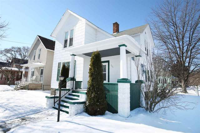 202 S Farragut St, Bay City, MI 48708 (MLS #50006591) :: Bricks Real Estate Experts