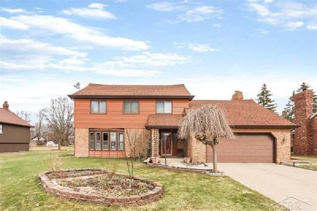 5580 Cathedral Drive, Saginaw, MI 48630 (MLS #50008429) :: Bricks Real Estate Experts