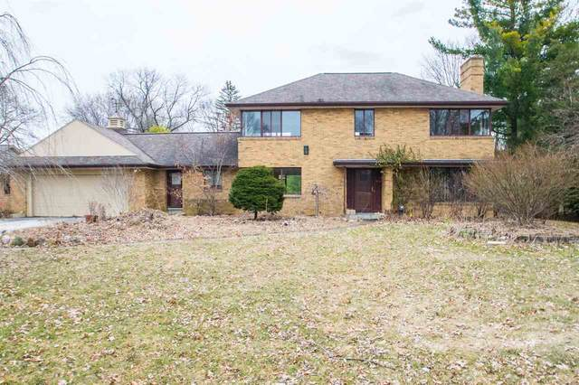 1225 W St. Andrews, Midland, MI 48640 (MLS #50008856) :: Bricks Real Estate Experts