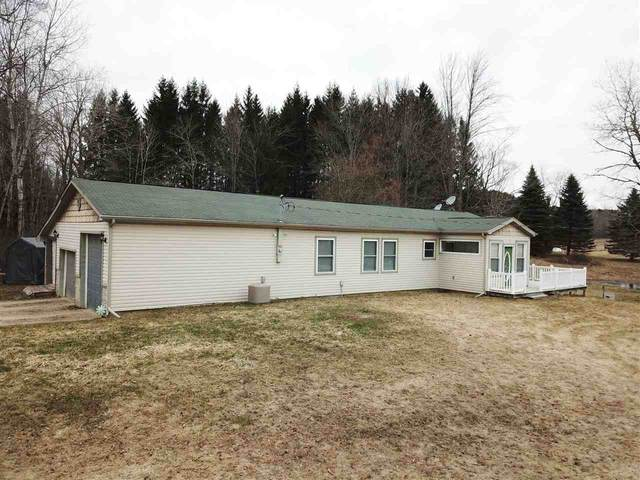 5051 Round Lake Road, Gladwin, MI 48624 (MLS #50009014) :: Bricks Real Estate Experts