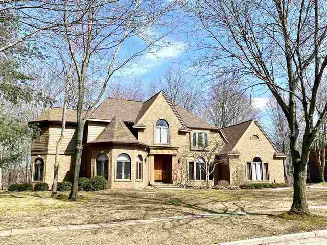 1303 Foxwood Dr, Midland, MI 48642 (MLS #50009090) :: Bricks Real Estate Experts