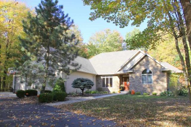 2262 N Rolling Ridge Drive, Midland, MI 48642 (MLS #31359934) :: Bricks Real Estate Experts