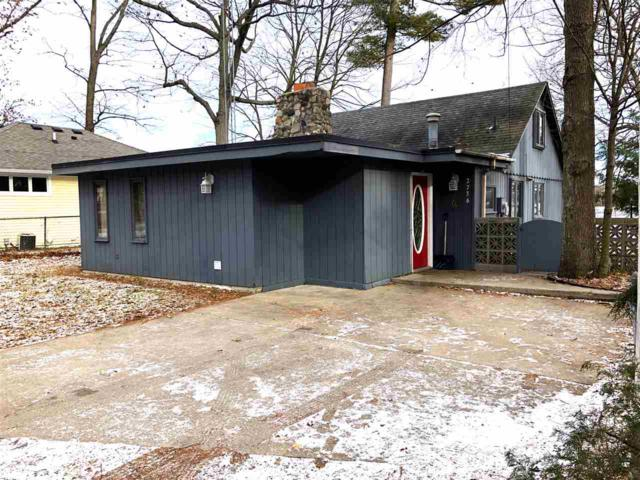 2736 N Peterson Drive, Sanford, MI 48657 (MLS #31368644) :: Bricks Real Estate Experts