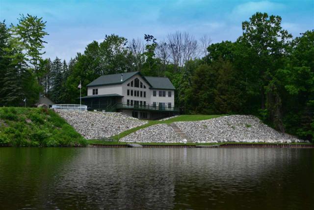 5960 N Lake Sanford, Sanford, MI 48657 (MLS #31381481) :: Bricks Real Estate Experts