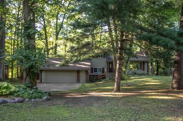 918 W Francis Shores, Sanford, MI 48657 (MLS #31391925) :: Bricks Real Estate Experts