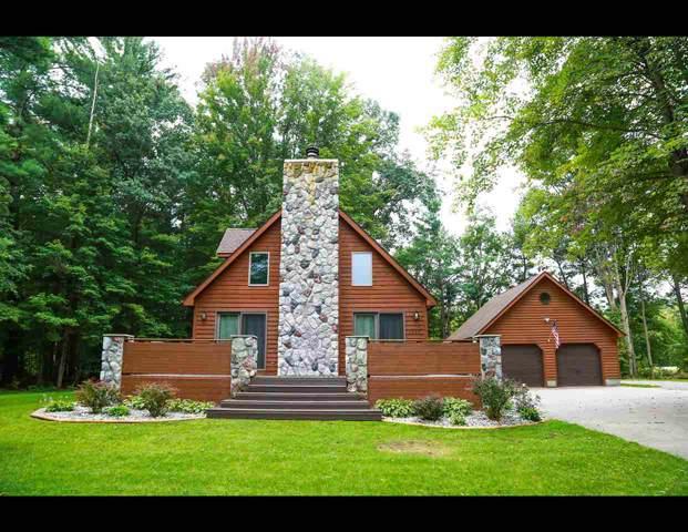 1237 W Blakely Rd, Sanford, MI 48657 (MLS #31394657) :: Bricks Real Estate Experts