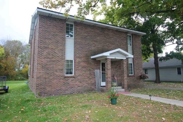 388 W Center St, Sanford, MI 48657 (MLS #31397281) :: Bricks Real Estate Experts