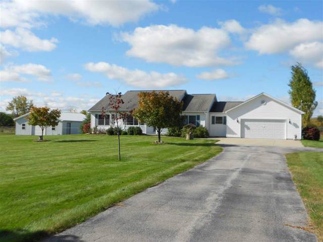 10595 N Gleaner, Freeland, MI 48623 (MLS #31397823) :: Bricks Real Estate Experts