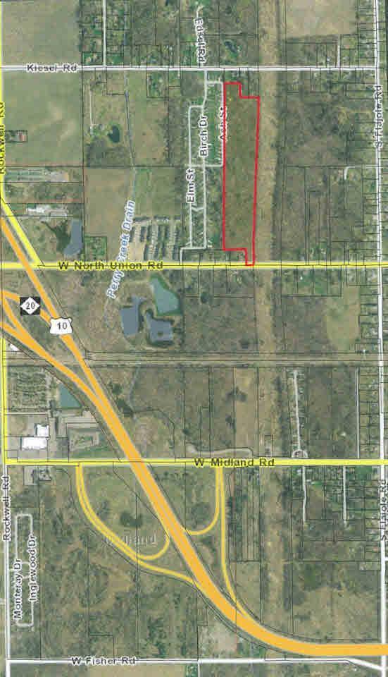 W North Union Rd, Midland, MI 48642 (MLS #30906621) :: Bricks Real Estate Experts