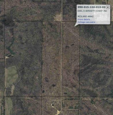 Lot 2 Coves, Midland, MI 48640 (MLS #31339935) :: Bricks Real Estate Experts