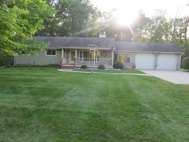 5455 Midland Rd, Freeland, MI 48623 (MLS #31361248) :: Bricks Real Estate Experts