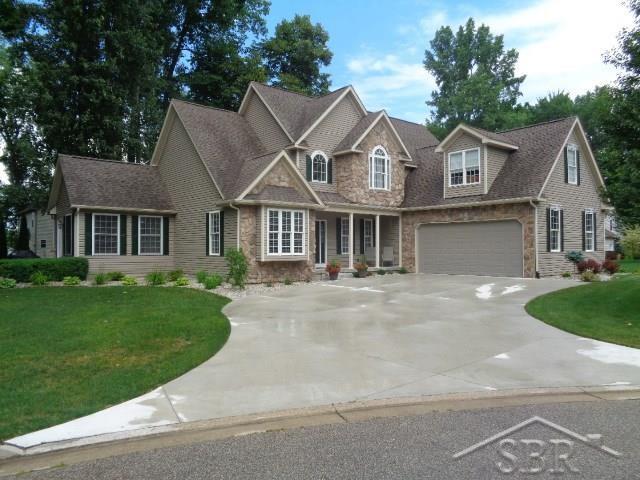 12374 Northway Circle, Freeland, MI 48623 (MLS #31387620) :: Bricks Real Estate Experts