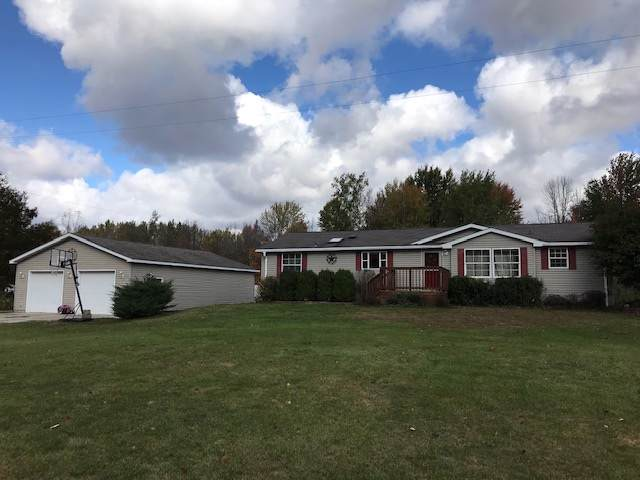 1749 E Curtis Rd, Hope, MI 48628 (MLS #31397563) :: Bricks Real Estate Experts