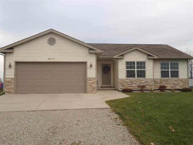 8670 Gilmour, Freeland, MI 48623 (MLS #50003698) :: Bricks Real Estate Experts