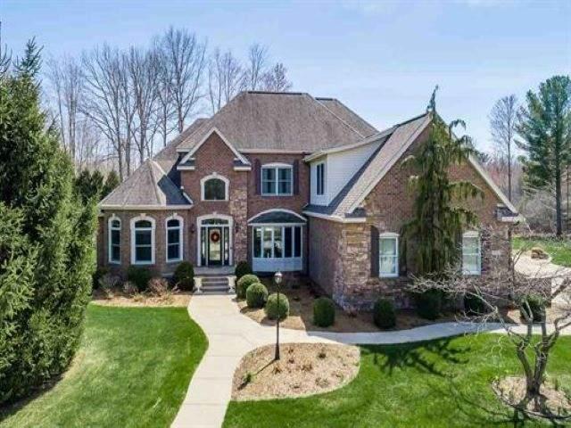 5711 Woodduck Way, Midland, MI 48642 (MLS #50005594) :: Bricks Real Estate Experts