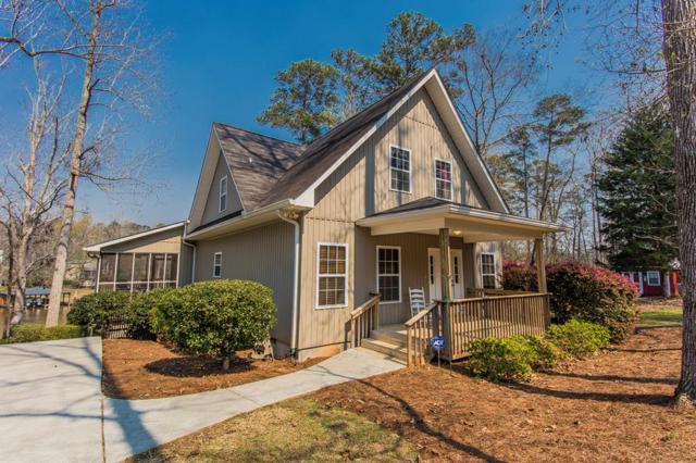237 Thomas Drive, Eatonton, GA 31024 (MLS #37540) :: Lane Realty