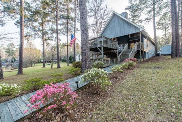 136 Woodslake Drive, Eatonton, GA 31024 (MLS #37590) :: Lane Realty