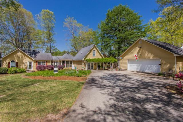136 Hidden Lake Drive, Eatonton, GA 31024 (MLS #37684) :: Lane Realty