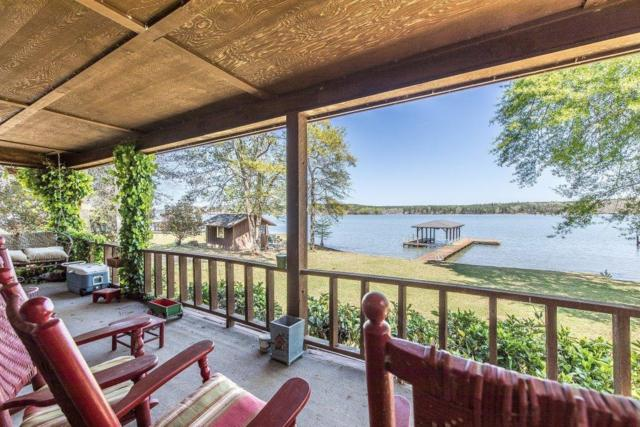 157 E. Lakeview Drive, Milledgeville, GA 31061 (MLS #37883) :: Lane Realty
