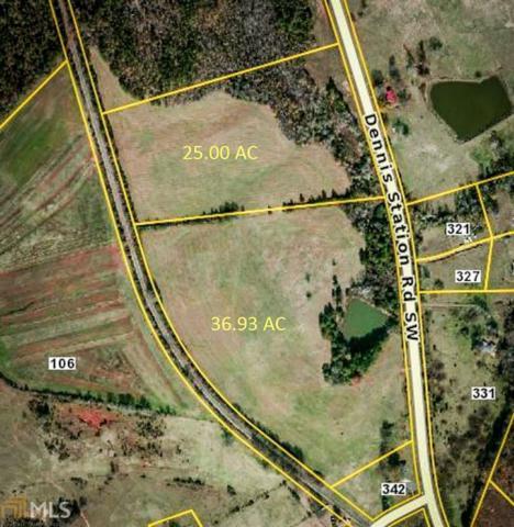 0 Dennis Station, Eatonton, GA 31024 (MLS #38233) :: Lane Realty
