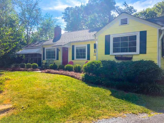 261 Lakeside Drive, Milledgeville, GA 31061 (MLS #38284) :: Lane Realty