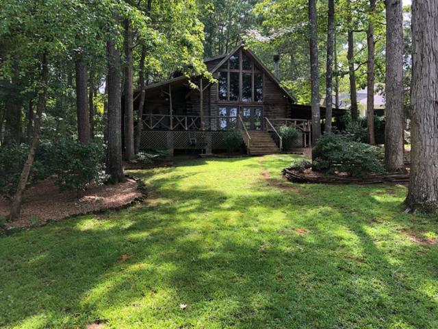 354 Possum Point Drive, Eatonton, GA 31024 (MLS #38399) :: Lane Realty