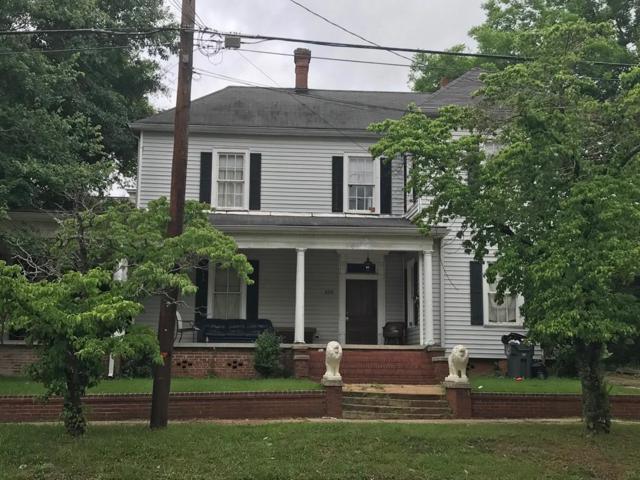 320 N Columbia Street, Milledgeville, GA 31061 (MLS #38429) :: Lane Realty