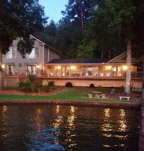 151 Lake Drive Nw, Milledgeville, GA 31061 (MLS #38457) :: Lane Realty