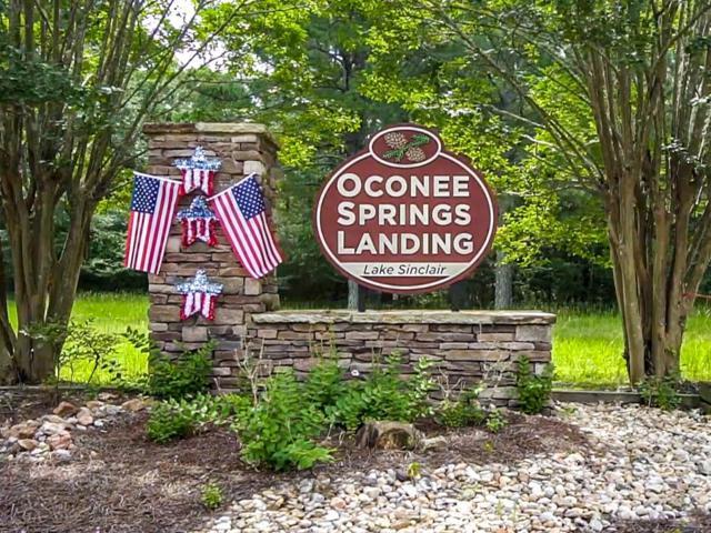 LOT 34-B Rockville Springs Dr, Eatonton, GA 31024 (MLS #38529) :: Lane Realty
