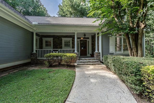 100 West View Way, Eatonton, GA 31024 (MLS #38571) :: Lane Realty