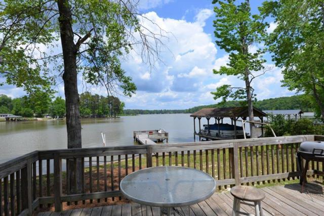 213 C Club House Drive, Eatonton, GA 31024 (MLS #38767) :: Lane Realty