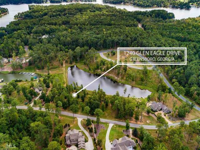 1240 Glen Eagle Dr, Greensboro, GA 30642 (MLS #38873) :: Lane Realty