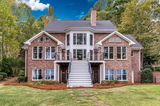 135 Blue Heron Drive, Eatonton, GA 31024 (MLS #38880) :: Lane Realty