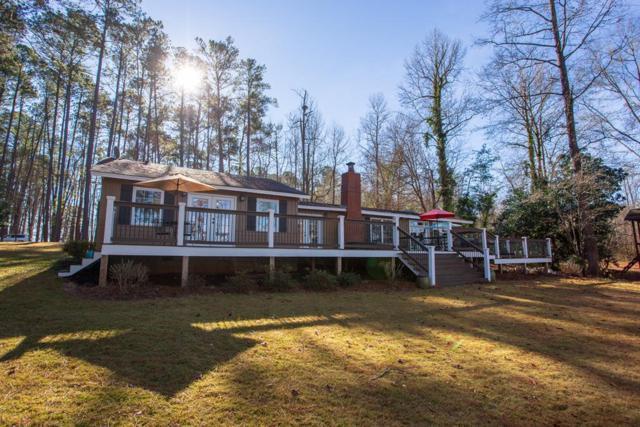 124 Meriwether Point Rd, Milledgeville, GA 31061 (MLS #39228) :: Lane Realty