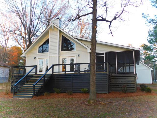 281 Arrowhead Trl, Eatonton, GA 31024 (MLS #39266) :: Lane Realty