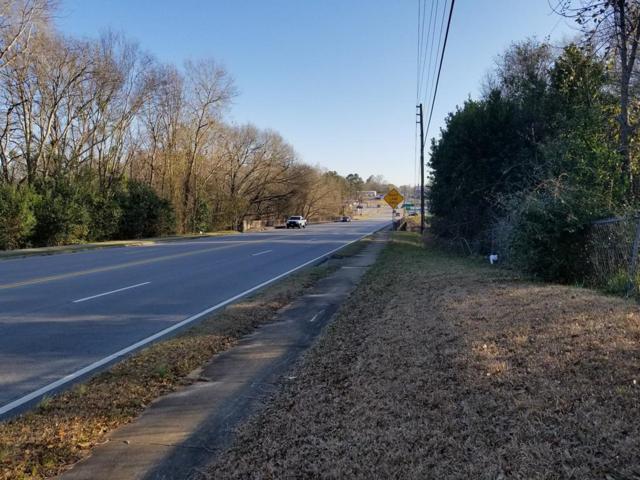 650 South Jefferson Street, Milledgeville, GA 31061 (MLS #39371) :: Lane Realty