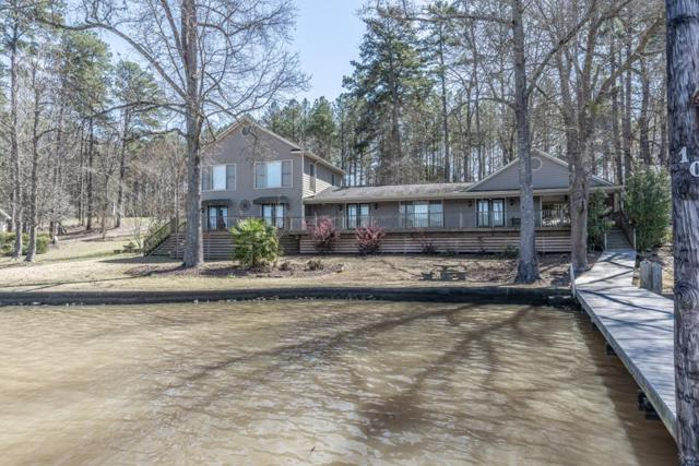 151 Lake Drive Nw, Milledgeville, GA 31061 (MLS #39571) :: Lane Realty