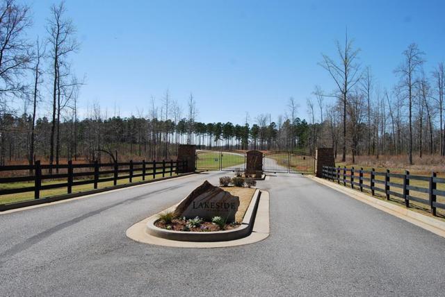 Lot 50 Southshore Road, Eatonton, GA 31024 (MLS #39665) :: Lane Realty